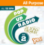 Pop-Up Radio Vol 2 (132 BPM, Апрель 2014)