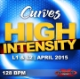 Curves High Intensity L1 & L2(128 BPM, Апрель 2015)
