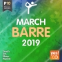 Barre - March 2019 (124 BPM, 60 мин, май 2019)