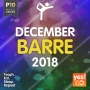 Barre December 2018 (124 BPM, 60 мин, январь 2019)