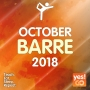 Barre October 2018 (124 BPM, 60 мин, Ноябрь 2018)