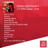 Caliente Latino Volume 5 (135 BPM, October 2014)