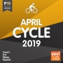 Cycle - April 2019 (81-170 BPM, 66 мин, май 2019)