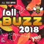 Fall Buzz 2018 (132 BPM, 64 мин, Ноябрь 2018)