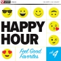 Happy Hour Vol 4 Feel Good Favorites (132 BPM, 58 мин, февраль 2019)