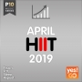 Hiit - April 2019 (145 BPM, 71 мин, май 2019)