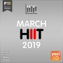 Hiit - March 2019 (145 BPM, 71 мин, май 2019)
