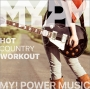 Hot Country Workout (128-132 BPM, 66 мин, февраль 2019)