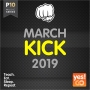 Kick - March 2019 (140 BPM, 60 мин, май 2019)