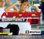 Aerobics Quarterly 9 Disc 3 (140-160 BPM, Август 2015)