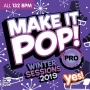 Make It Pop PRO Winter Sessions 2019 (132 BPM, 64 мин, апрель 2019)