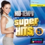 Mid Tempo Super Hits 5 (135 BPM, 60 мин, Декабрь 2018)