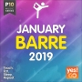 Barre January 2019 (124 BPM, 60 мин, февраль 2019)