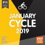 Cycle January 2019 (80-175 BPM, 59 мин, февраль 2019)