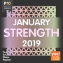 Strength January 2019 (100 BPM, 57 мин, февраль 2019)