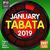 Tabata January 2019 20-10sec