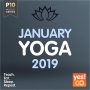 Yoga January 2019 (65-84 BPM, 59 мин, февраль 2019)