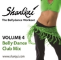 SharQui Bellydance Club Mix 4 (BPM:126-132, Февраль 2014)
