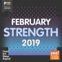 Strength - February 2019 (80-130 BPM, 58 мин, апрель 2019)