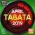 Tabata - April 2019 20-10sec