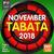 Tabata November 2018 20-10sec