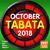 Tabata October 2018 20-10sec