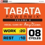 Tabata Powermix Vol 8 (150 BPM, 48 мин, Июнь 2018)