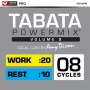 Tabata Powermix Vol 9 (150 BPM, 49 мин, август 2019)