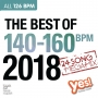 The Best of 140-160 BPM 2018 (140-160 BPM, 69 мин, январь 2019)