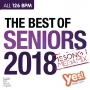 The Best of Seniors 2018 (126 BPM, 63 мин, январь 2019)