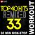 Top 40 Hits Remixed Vol 33