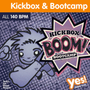 Kickbox Bootcamp BOOM (BPM 140, Февраль 2014)