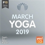 Yoga March 2019 (58-113 BPM, 59 мин, май 2019)