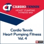 Cardio Tennis Heart Pumping Fitness Vol 4 (130-135 BPM, Март 2018)