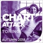 Chart Attack Toning Autumn 2018 (128-122 BPM, 79 мин, Ноябрь 2018)