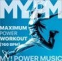 Maximum Power Workout 1 160BPM (160 BPM, 66 мин, Ноябрь 2018)