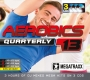 Aerobics Quarterly 13 Disc 1 (136-150 BPM, Октябрь 2017)