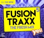 Fusion Traxx 5 The Fresh Mix (132 BPM, Август 2017)