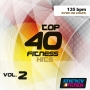 Top 40 Fitness Hits Vol 2 (135 BPM, Октябрь 2017)