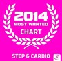 2014 MOST WANTED Chart - Step and Cardio (130-135 BPM, Февраль 2015)