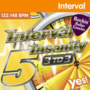 Interval Insanity 5 (132-148 BPM, Апрель 2014)