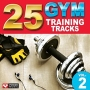 25 Gym Training Tracks Vol 2 (128+-150 BPM, Декабрь 2016)