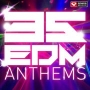 35 EDM Anthems - Workout Trax  (128-130 BPM, Декабрь 2016)