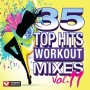 35 Top Hits - Workout Mixes Vol. 11 (Various BPM, Декабрь 2016)