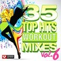 35 Top Hits - Workout Mixes Vol. 6 (101-154 BPM, Июнь 2014)