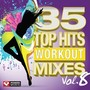35 Top Hits Vol 8 Workout Mixes (Various BPM, October 2014)