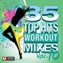 35 Top Hits - Workout Mixes Vol. 10 (Various BPM, Декабрь 2016)