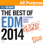 Best Electronic Dance Music 2014 (132 BPM, Январь 2015)