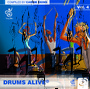 DRUMS ALIVE 4 (BPM 135-140, Апрель 2014)