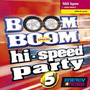 Boom Boom Hi-Speed Party 5 (160 BPM, Март 2015)